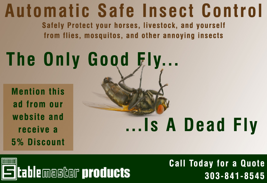 5% website discount on automatic insect control